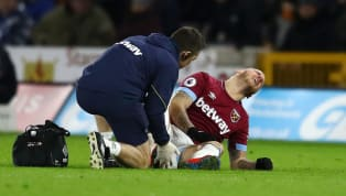 ​West Ham striker Marko Arnautović looks set for another lengthy spell on the sidelines and will have a scan on a suspected foot injury after leaving Molineux...
