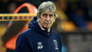 Manuel Pellegrini was unable to confirm whether he would remain in charge of West Ham for their Boxing Day clash with Crystal Palace, stating that 'it depends...