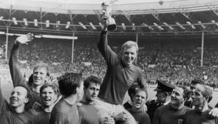 Bobby Moore was the golden boy from England's golden generation. The West Ham centre back captained his country to their iconic 1966 World Cup triumph and led...