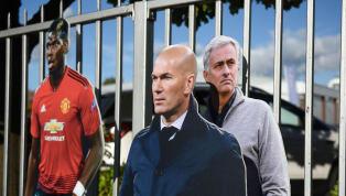 Après l'échec du transfert du milieu de terrain français vers la Maison Blanche lors du derniermercatoestival, Pogba et Zidane se sont rencontrés à Dubaï....