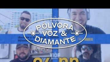 Agustín Murillo toma asiento en la Cantina de Baseball | Pólvora, Voz y Diamante 04.22.21