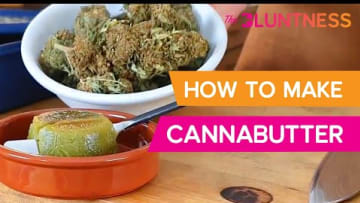 Cannabutter (Cannabis Infused Butter) | Cooking with Cannabis
