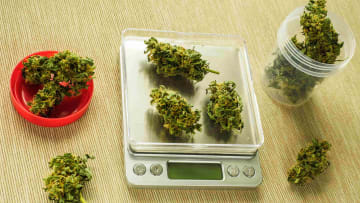 How much are you paying for your weed?