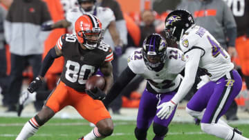 Will Cleveland and Baltimore produce this season's closest divisional race?