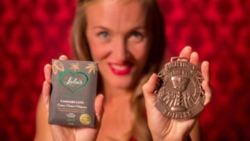 LuLu Louise, Founder and CEO of LuLu's Chocolates
