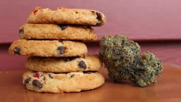 If you're a first-timer, start small with cannabis edibles -- and go slow.