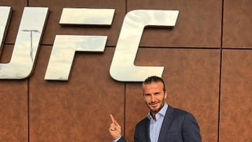 David Beckham told Conor McGregor He Wants in on the Fight Game