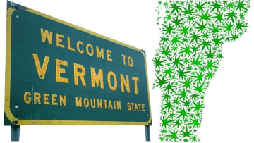 Vermont became the 11th state to legalize adult-use marijuana as the bill became law without the Governor's signature.