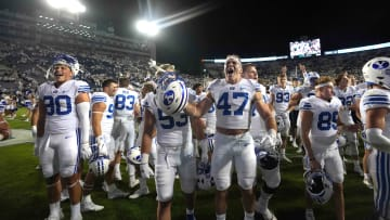 BYU Cougars have won three games in a row to start the 2021 season.