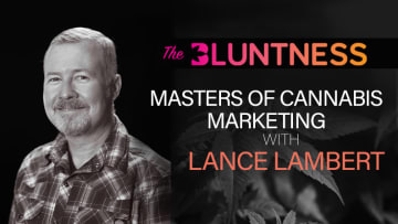 Masters of Cannabis Marketing is a guest column curated by The Bluntness, Inc., featuring the very best minds in cannabis marketing today.