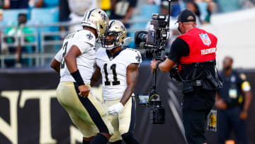 """One of the favorite picks on this week's """"Bet To Wynn"""" is the New Orleans Saints (-3) against the Carolina Panthers."""
