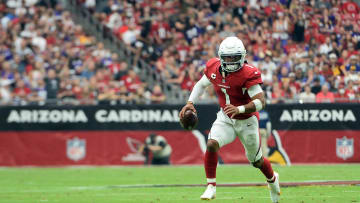 Kyler Murray now has the second-best odds to win the NFL MVP award via WynnBET as of Sept. 21, 2021.