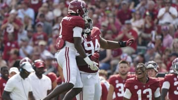In this limited-time WynnBET promotion, Alabama football has a +100 value to win against Florida.