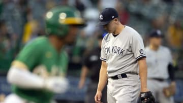 The Yankees can't seem to sustain success this season. / D. Ross Cameron-USA TODAY Sports