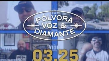 The Angels José Mota pasa por la Cantina | Pólvora, Voz y Diamante 03.25.21