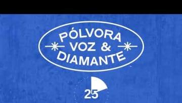Walter Silva en la cantina de béisbol   Pólvora, Voz y Diamante