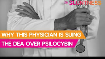 Why This Physician Is Suing the DEA Over Psilocybin | The Edge ft Dr. Sunil Aggarwal