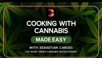 Wild Nettles Canna-infused Ravioli | Cooking with Cannabis (MADE EASY)