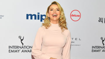 NEW YORK, NEW YORK - NOVEMBER 25: Marjorie de Sousa attends the 2019 International Emmy Awards Gala on November 25, 2019 in New York City. (Photo by Dia Dipasupil/Getty Images)
