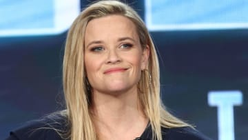 PASADENA, CALIFORNIA - FEBRUARY 08:  Reese Witherspoon of the Season Two series 'Big Little Lies' appears onstage during the HBO segment of the 2019 Winter Television Critics Association Press Tour at The Langham Huntington, Pasadena on February 08, 2019 in Pasadena, California. (Photo by Frederick M. Brown/Getty Images)
