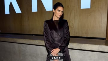 NEW YORK, NEW YORK - SEPTEMBER 09: Kendall Jenner attends as DKNY turns 30 with special live performances by Halsey and The Martinez Brothers at St. Ann's Warehouse on September 09, 2019 in New York City. (Photo by Dimitrios Kambouris/Getty Images for DKNY)