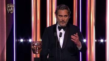 Joaquin Phoenix wins Best Actor for 'Joker'