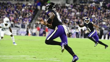 Baltimore Ravens quarterback Lamar Jackson saw his NFL MVP odds move from +2000 last week to +1200 this week at WynnBET Sportsbook   Tommy Gilligan-USA TODAY Sports