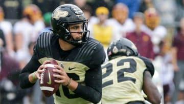 Can Purdue upset Iowa in Week 7? | Nikos Frazier / Journal & Courier /