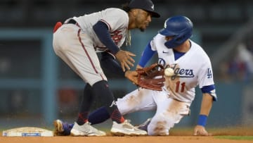 The Los Angeles Dodgers will attempt to steal another Pennant from the Atlanta Braves. | Jayne Kamin-Oncea-USA TODAY Sports