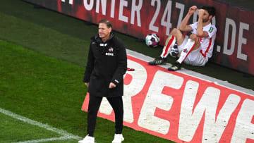 Nach der Last-Minute-Pleite gegen Mainz musste Markus Gisdol gehen