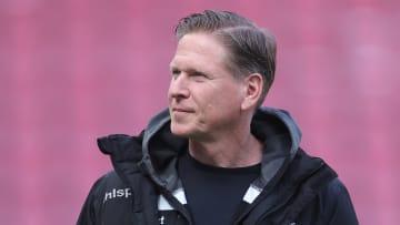 Markus Gisdol muss gegen Mainz drei Punkte holen