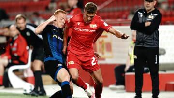 1. FC Union Berlin v SC Paderborn 07 - Bundesliga