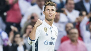 Ronaldo had one of the games of his life against Atleti