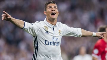 Cristiano Ronaldo stole the show for Real Madrid