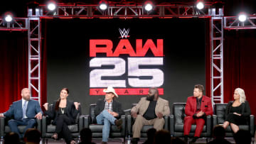 Paul Levesque, Triple H, Stephanie McMahon, Shawn Michaels, Mark Henry, The Miz, Michael Gregory Mizanin, Maryse Ouellet