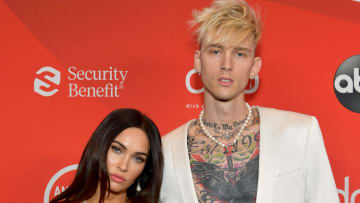 Machine Gun Kelly, Megan Fox make out on Instagram