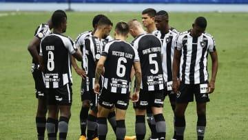 2020 Brasileirao Series A:  Botafogo v Fluminense Play Behind Closed Doors Amidst the Coronavirus (COVID - 19) Pandemic