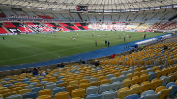 2020 Brasileirao Series A:  Flamengo v Botafogo