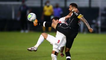 Vascoo recebe o São Paulo precisando de um grande resultado