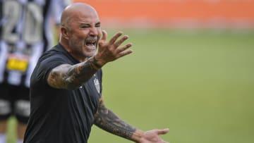 Sampaoli a officialisé son départ de l'Atlético Mineiro.