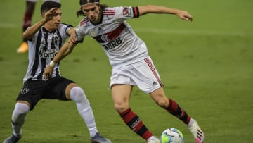 Atlético-MG e Flamengo medem forças pela 10ª rodada da Série A do Campeonato Brasileiro.