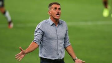 Mancini foi demitido pelo Corinthians no início desta noite