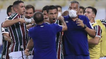 O Flu vai buscar a vaga para o mata-mata da Conmebol Libertadores. Outros brasileiros também lutarão na copa e na Sul-Americana.