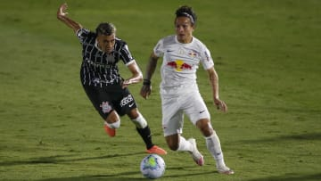 Red Bull Bragantino e Corinthians largam juntos na temporada 2021, e no Paulistão.