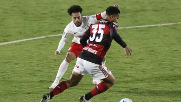 2020 Brasileirao Series A: Red Bull Bragantino v Flamengo Play Behind Closed Doors Amidst the