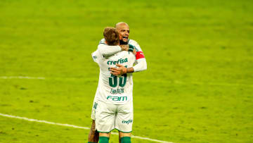 Palmeiras vem de empate em 1 a 1 com o Corinthians