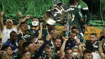 O Palmeiras não conseguiu segurar a sua coroa de campeão da Copa do Brasil.