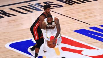 Lakers y Heat se enfrentaron en Las Finales de la NBA de 2020