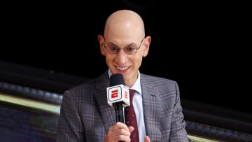 Adam Silver on ESPN