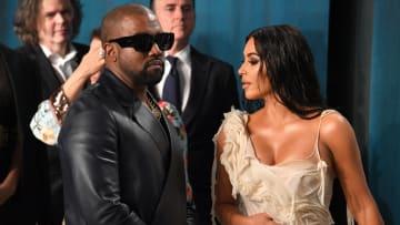 Kanye West y Kim Kardashian se separaron en 2020